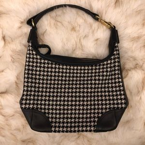 54359e79833 ... Coach Houndstooth Hamilton purse ...